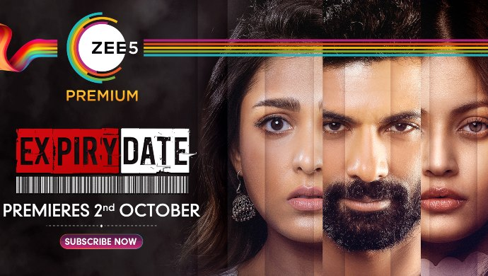 ZEE5's Upcoming Original 'Expiry Date' Is A Suspense Thriller That Will Explore Different Shades Of Every Character