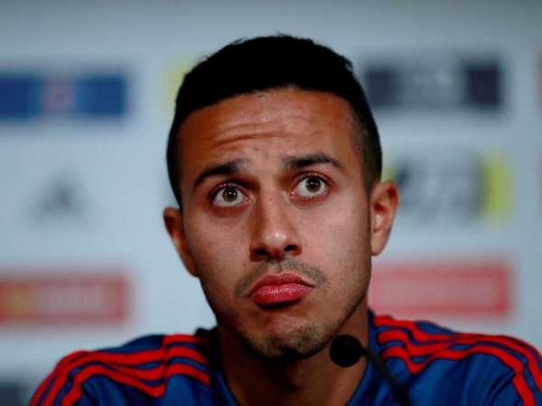 Liverpool's Thiago Alcantara tests positive for coronavirus