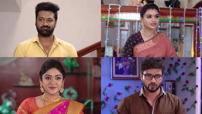 Thoorpu Padamara: It's quiz time! Tell us who would you rather pick amongst Gopi, Laya, Shruti and Rocky!