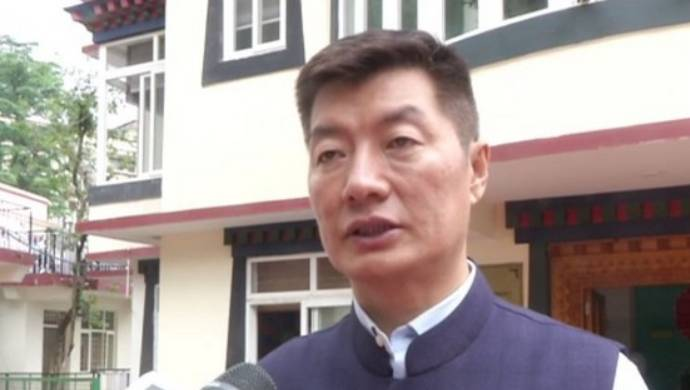 "President Of CTA China's Policy Of Sinicizing Tibetan Buddhism ""Misguided"" & ""Unrealistic"""
