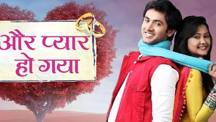 Aur Pyaar Ho Gaya: The Show That Takes Us Through The Roots Of Marwari Tradition