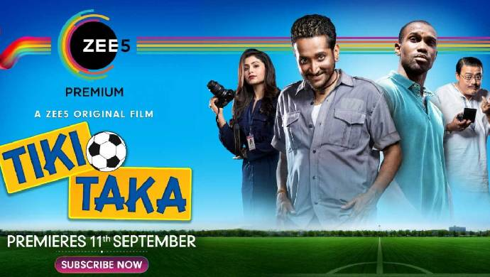 Tiki-Taka: Why Is This The Perfect Name For This Comedy-Of-Errors Film?