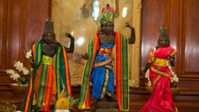 UK Hands Over Three Stolen Idols From 1978 To India