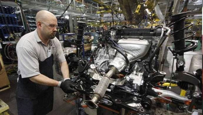 US Manufacturing Activity Was Strongest In Nearly Two Years This August