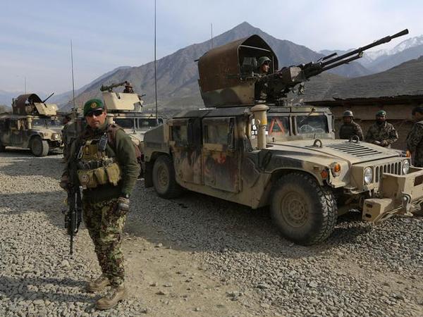 13 terrorists killed in Afghanistan's eastern Logar province
