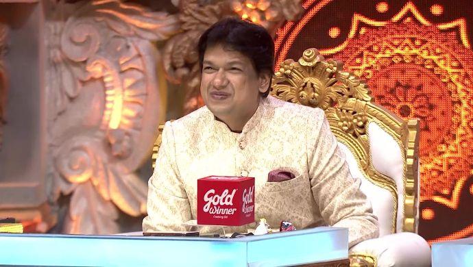 Sa Re Ga Ma Pa Season 17: Ashwin Sharma Sings Devotional Song Of RamayaRamabhadraya