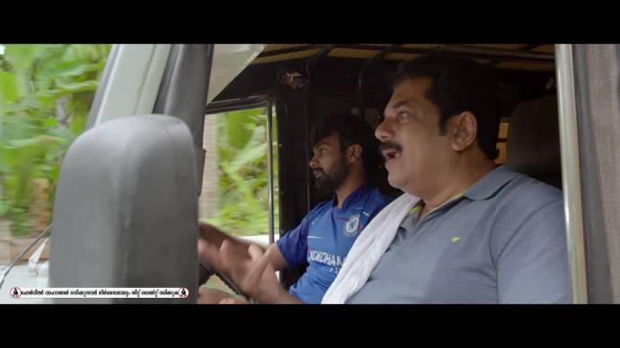 Vijayaraghvan advises Harikrishnan (source:ZEE5)