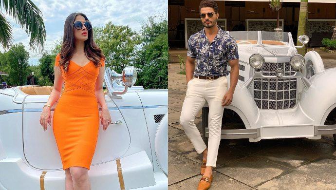 Vin Rana and Raai Laxmi in Poison 2 on ZEE5