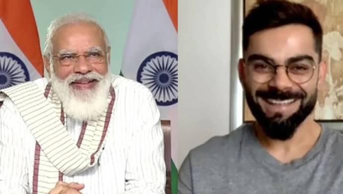PM Modi Asks Virat Kohli About The Yo-Yo Test On Fit India Movement's First Anniversary
