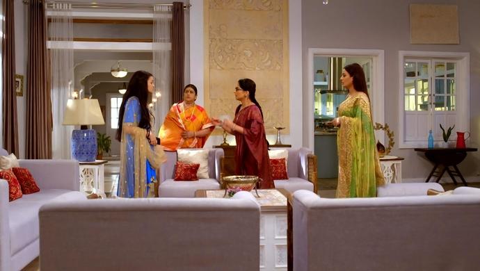 Tujhse Hai Raabta 1 October 2020 Spoiler: Avni Finds Kalyani's Earring In Her Room