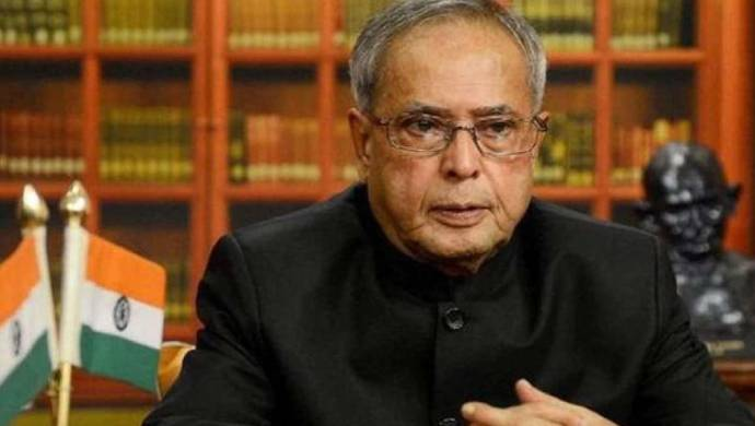 When Pranab Mukherjee Answered Difficult Questions In A News Studio