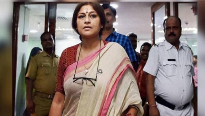 Why Did BJP MP Rupa Ganguly Stage Protest In Parliament?