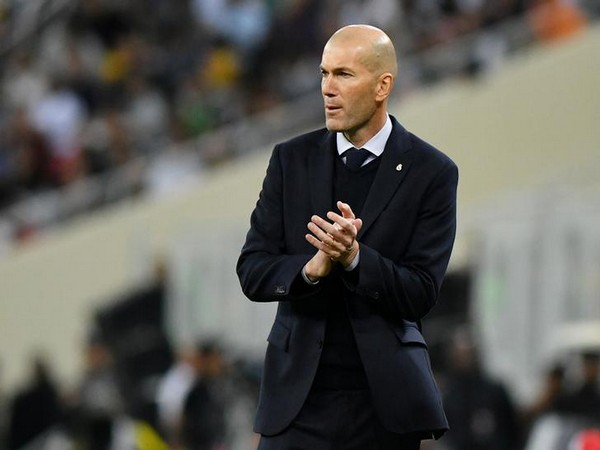 Zidane proud of Real Madrid after team wins 'very complicated, difficult game' against Real Betis