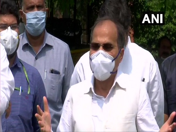 Congress condemns 'expulsion' of Rajya Sabha MPs
