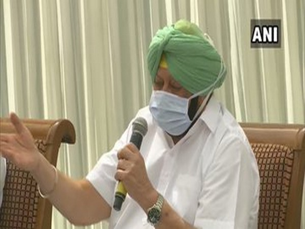 Punjab CM seeks suggestions from legal experts against farm laws