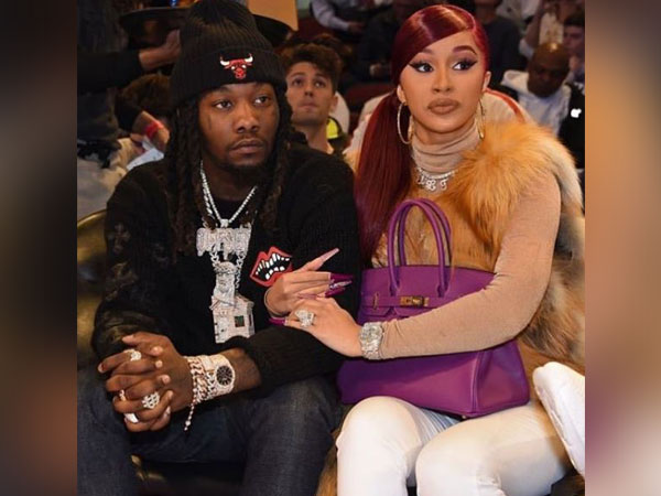 Cardi B says she has 'not shed one tear' since filing for divorce from Offset