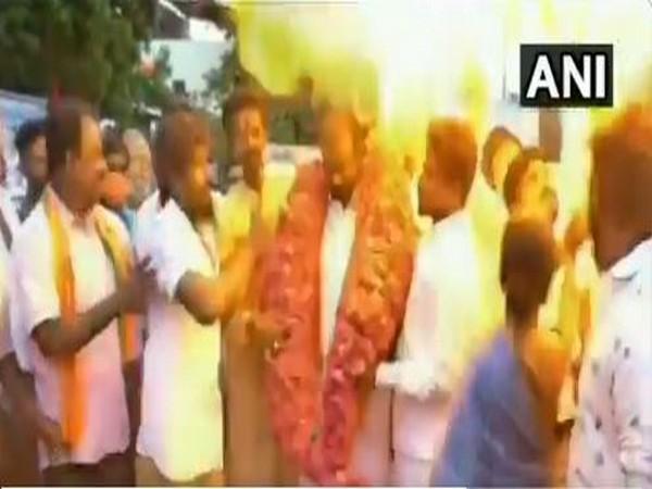 BJP workers injured after helium balloons explode during PM Modi's birthday celebrations in Chennai