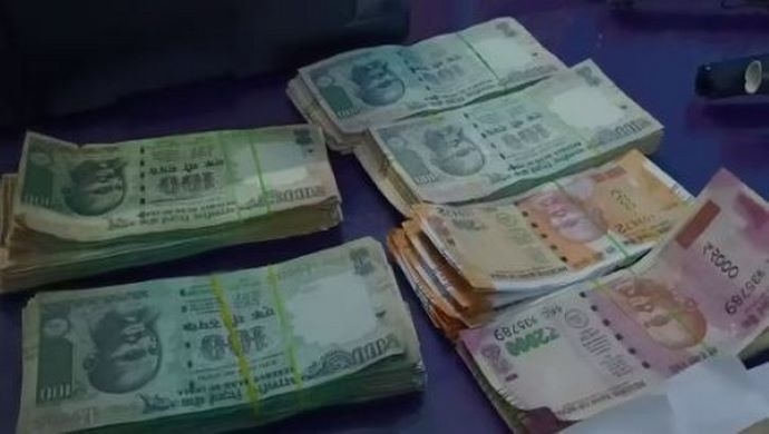 Dawood-Aided Fake Indian Currency Scam Busted