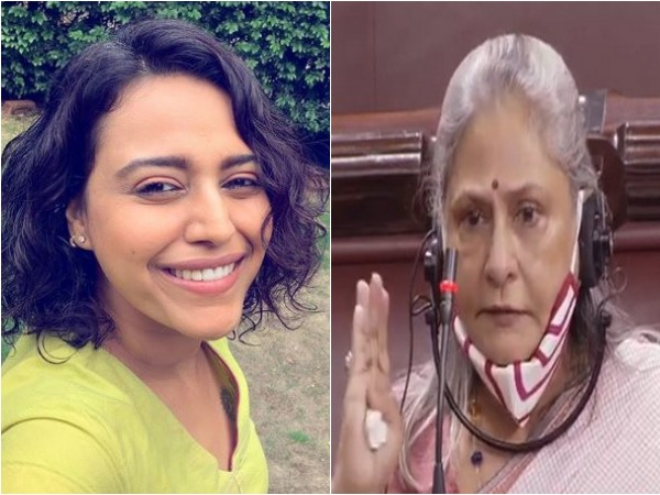 Jaya Bachchan is 'source of inspiration' for 'outsiders', says Swara Bhasker
