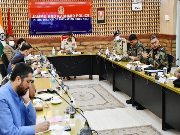 Time to exert more pressure on terrorists, their supporters: J-K DGP