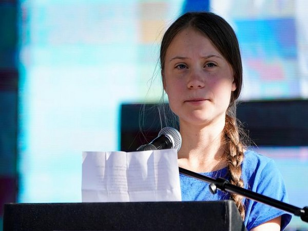 Greta Thunberg slams China for arresting 17-year-old climate activist in Shanghai