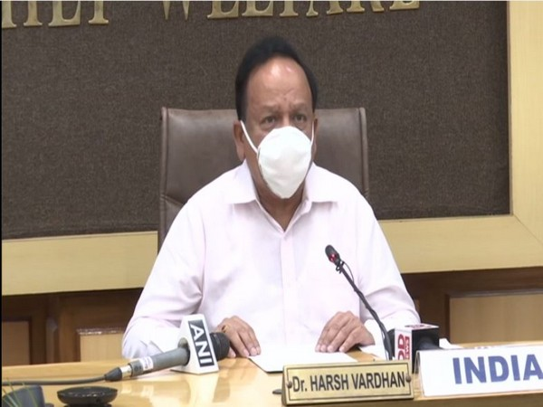 Need to ensure access to COVID-19 diagnostics, therapeutics, vaccines is fair and equitable: Harsh Vardhan