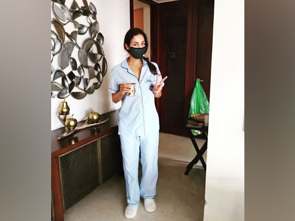 'It feels like an outing in itself,' says Malaika Arora as she steps out of quarantine