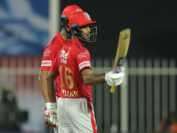 IPL 13: Mayank, Rahul guide KXIP to 223/2 against Rajasthan Royals