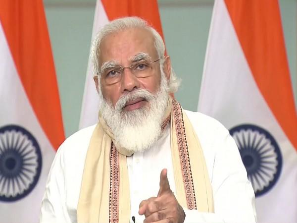 PM Modi dedicates Kosi Rail Mahasetu to the nation