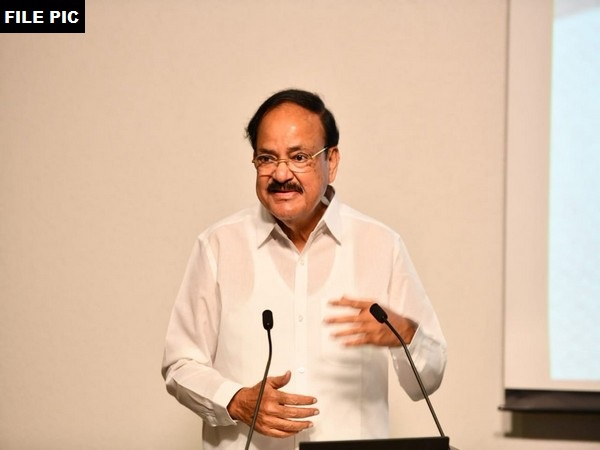 Deputy Chairman bringing tea for suspended RS MPs shows 'excellent democratic values': Naidu