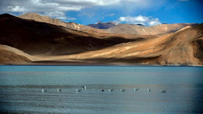 What Caused Fresh Trouble Between India And China At Pangong Lake?