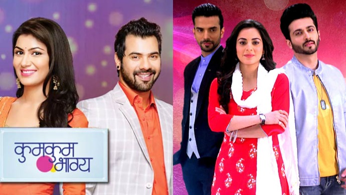 Kumkum Bhagya And Kundali Bhagya Make It To The Top Of The List This Week!