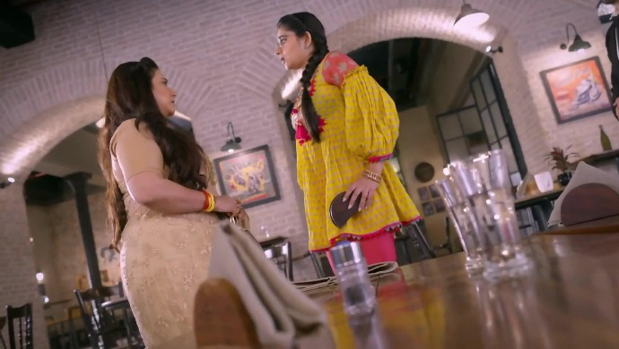 Guddan Tumse Na Ho Payega Written Update 21 September 2020: Choti Guddan Bumps Into Pushpa Birla