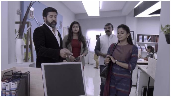 Neethane Enthan Ponvasantham: Suryaprakash Gives Anu A Promotion
