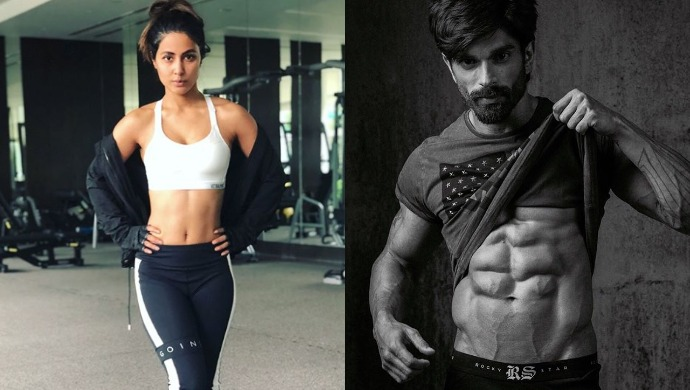 Fitness Day: Check Out How These 6 Celebrities Like Hina Khan, Nia Sharma And Karan Singh Grover Stay Fit