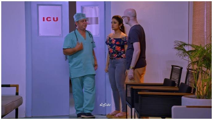Suryavamsam: Samantha And Krish Panic As Kalyani Gets Hospitalised