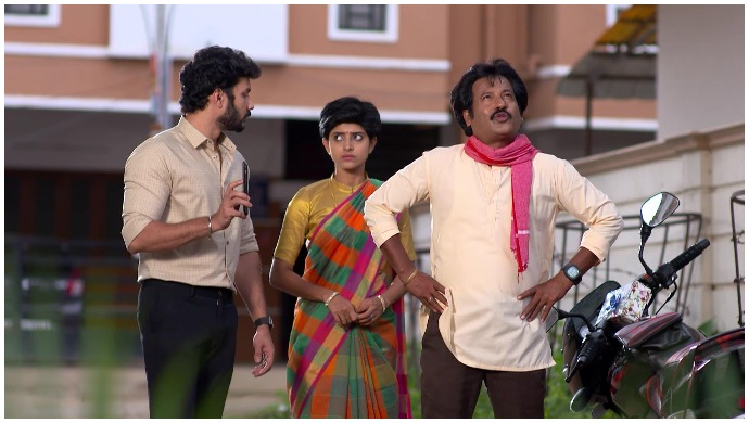 Sathya 29 September 2020 Written Update: Rajini Reveals That Dinesh Is Into Brown Sugar Business