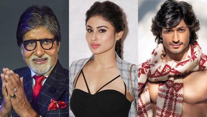15 Celebrities Like Amitabh Bachchan, Mouni Roy And  Vidyut Jammwal Who Have Turned Vegan