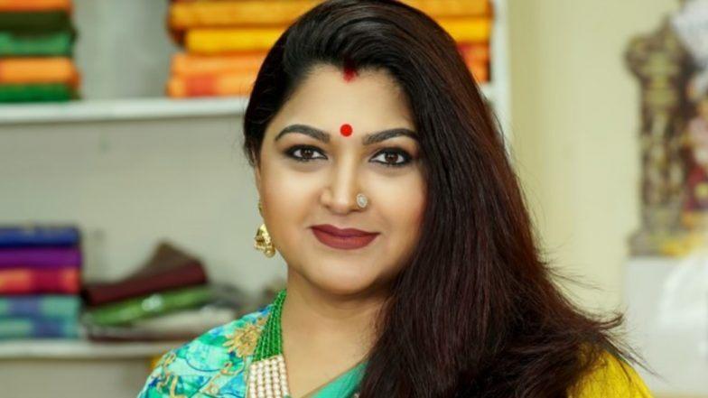 It's birthday time for senior actress and politician Khushbu Sundar. She turns 51