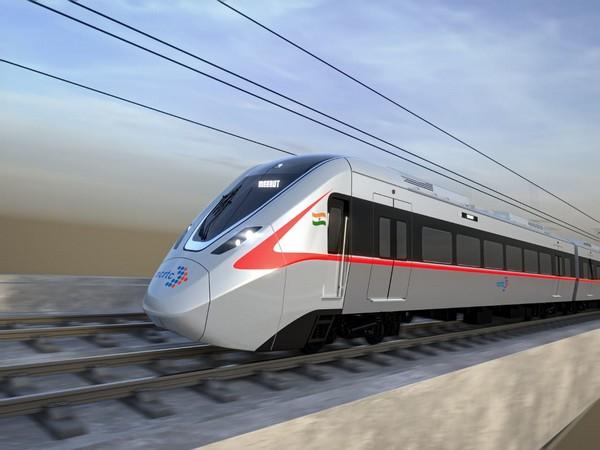 First look of high-speed, energy-efficient train for Delhi-Ghaziabad-Meerut corridor unveiled