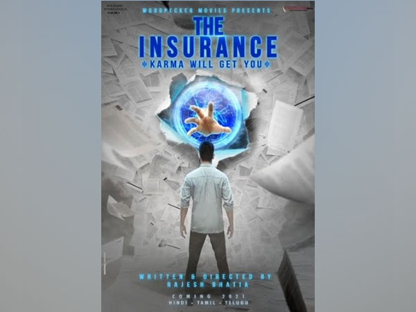 Film Producer Rajesh Bhatia turns writer-director with 'The Insurance – Karma will Get You'