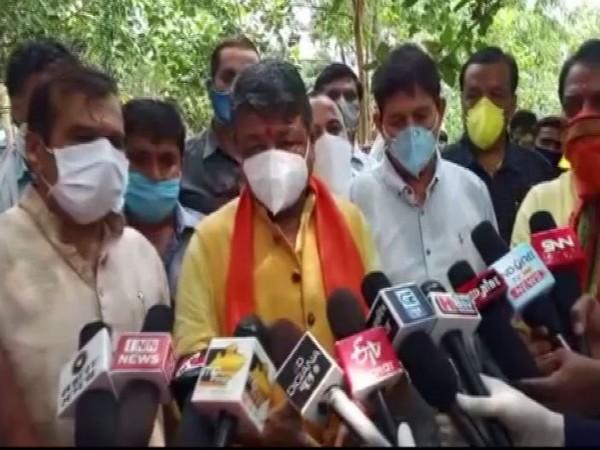 Coronavirus came because humans were exploiting nature: Kailash Vijayvargiya