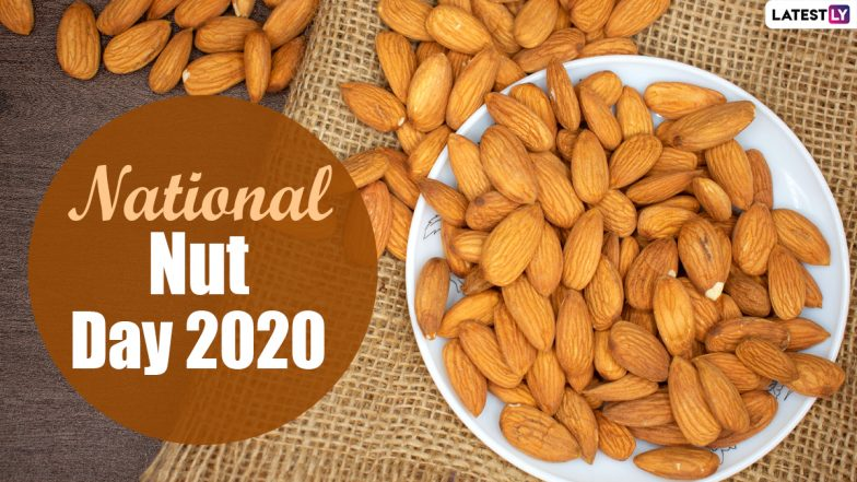 National Nut Day 2020: From Almonds to Walnuts, Here Are 5 Nuts You Should Eat For a Better Health