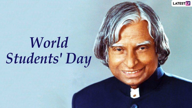 Why Is Dr Apj Abdul Kalam S Birthday Chosen As World Students Day Know Significance Of This Observance Zee5 News