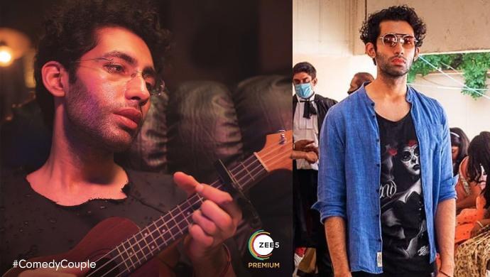 Aadar Malik from The Comedy Couple on ZEE5