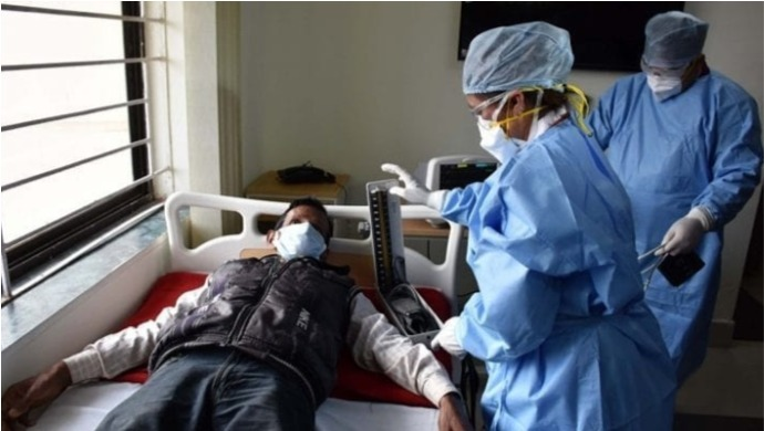 New Study Says Coronavirus Likely To End In India By Feb 2021