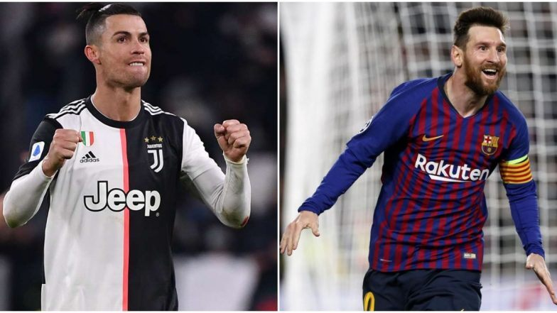Cristiano Ronaldo Vs Lionel Messi Clash Excite Fans After Juventus And Barcelona Are Drawn In Group G Of Uefa Champions League 2020 21 Draw Zee5 News