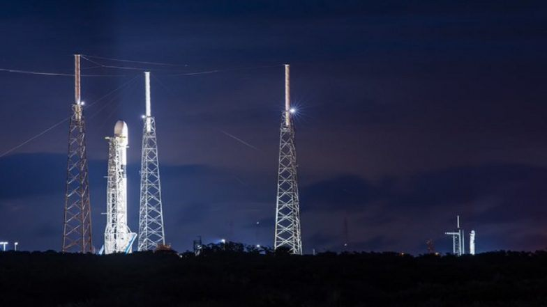 SpaceX's Delta 4-Heavy Launch Stopped Due to Technical Issue; ULA Aborts Mission Minutes Before Take-Off - ZEE5 News