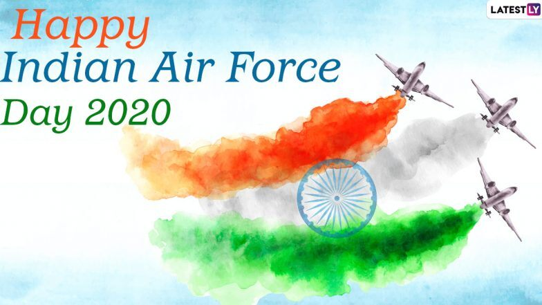Indian Air Force Day 2020 Wishes, Quotes and HD Images: WhatsApp Messages  and Facebook Greetings to Share on 88th Founding Day of IAF - ZEE5 News