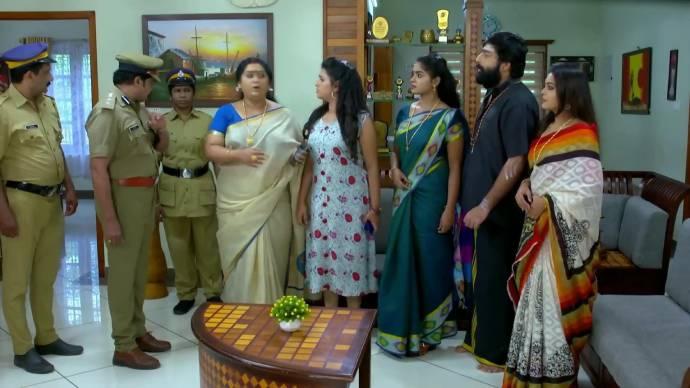 Indrajith asks the cops to arrest Sharmilla and Avantika (source:ZEE5)